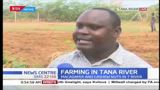 CS Kiunjuri to inspect cashew nuts, macadamia farming in Tana River