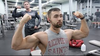 Getting Pumped with Scott Herman Fitness || Rising Legends S2Ep.1
