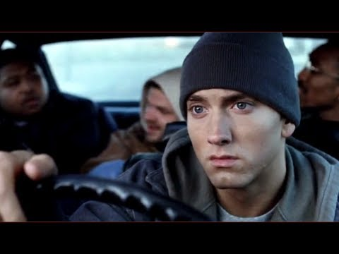 8 Mile Deleted Scene - F*ck 2pac (2002) - Eminem, Brittany Murphy Movie HD