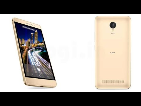 Lava X46 With 5-inch HD Display, 2GB RAM, 4G VoLTE, Android 5.1 For Rs. 7999