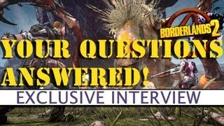 Borderlands 2 - Your Questions Answered ft. Anthony Burch - Feature - Platform32