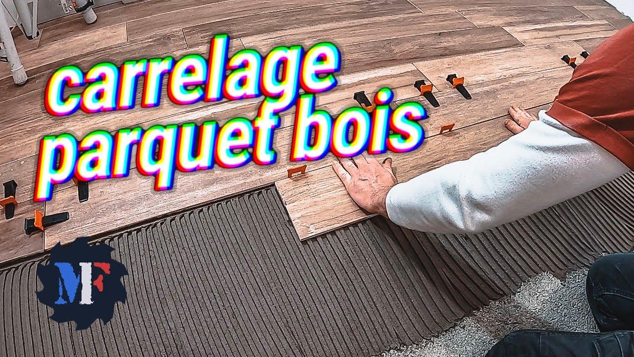 Comment Poser Du Carrelage Imitation Parquet how to install imitation parquet tiles