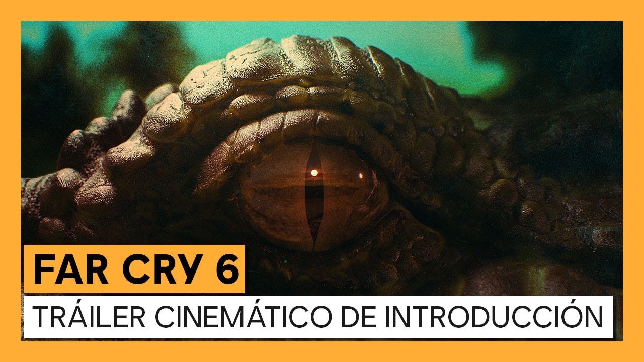 Far Cry 6: Tráiler cinemático de introducción |Ubisoft Forward