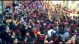 FESTA DEI CERI di GUBBIO 2012 - L'ARRIVO!
