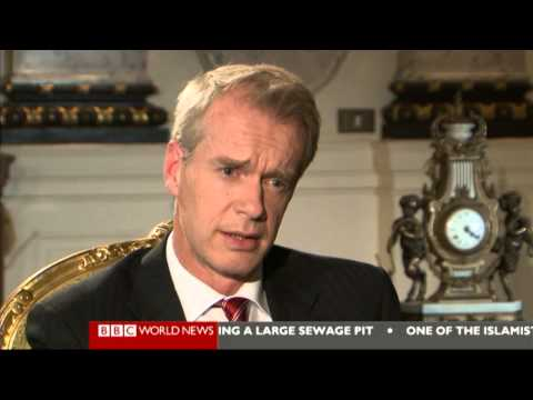 Dr. Hesham Kandil interview:  BBC WORLD NEWS HARDTALK