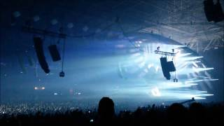 Atmozfears - Raise your hands - Release live at Qlimax 2014