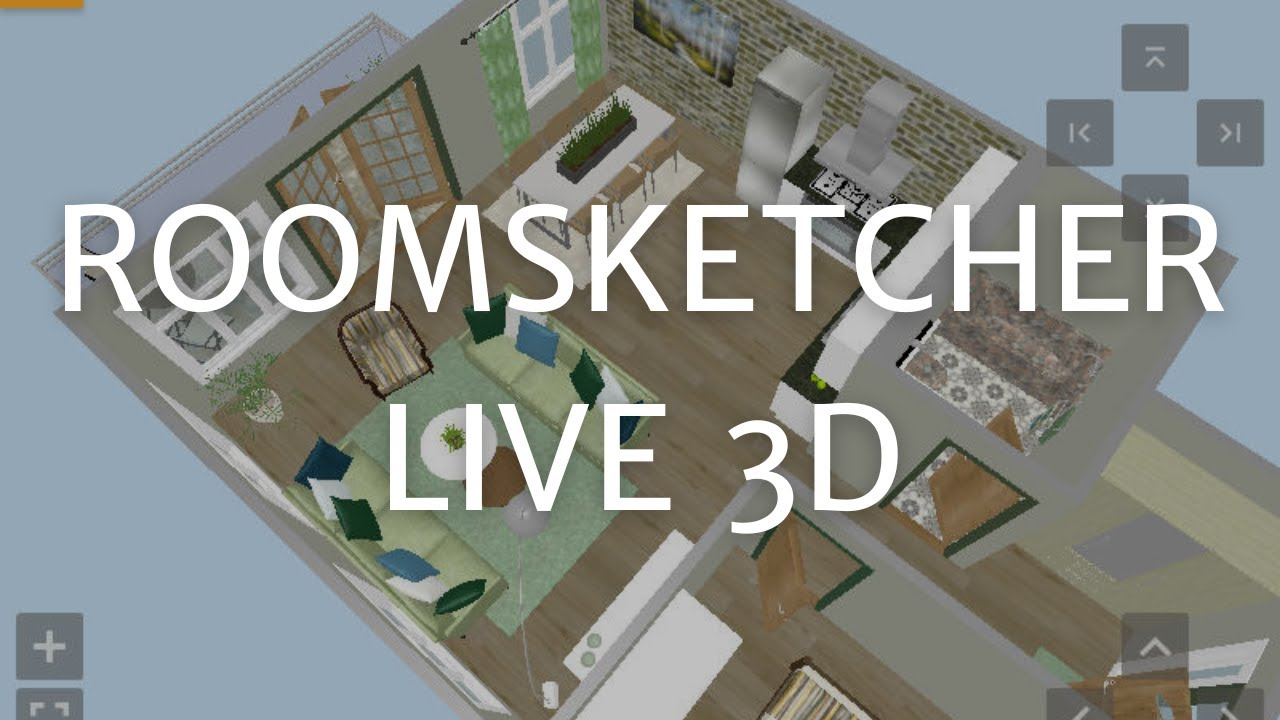 Your Home in 20D   RoomSketcher