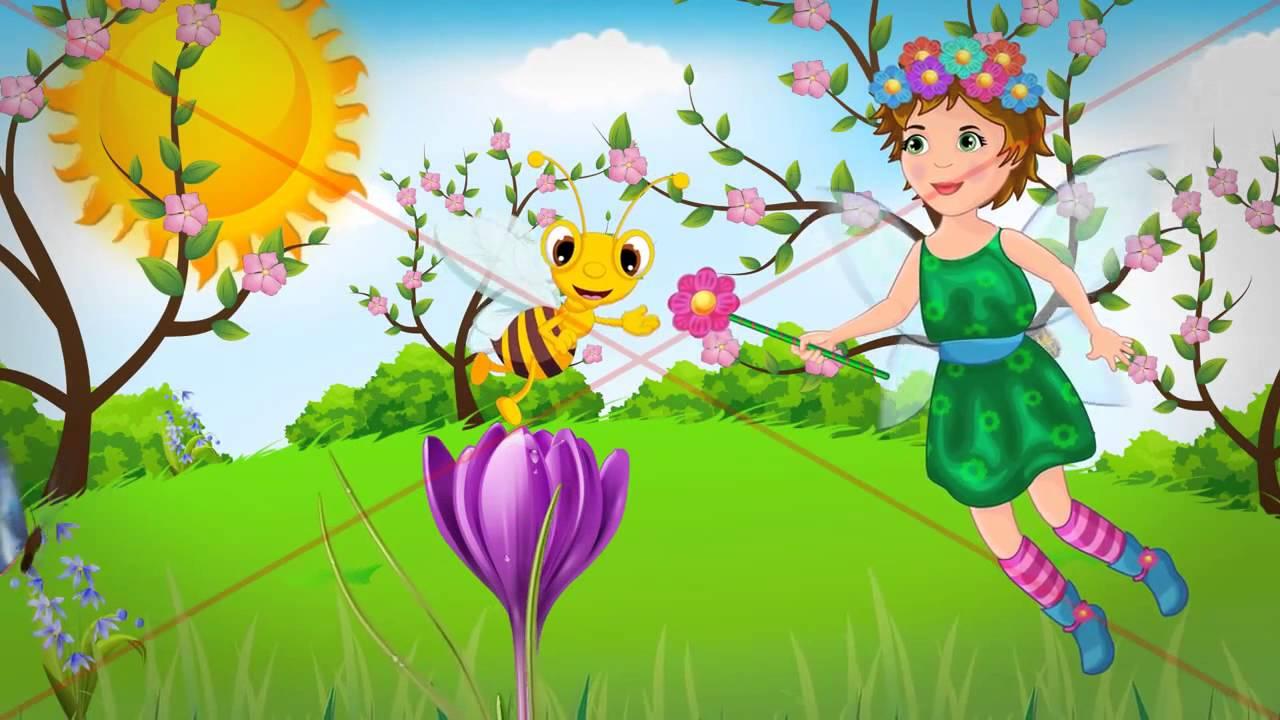 Картинки в детсад весна