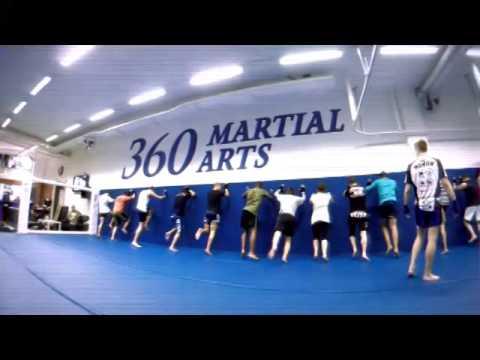360martialarts.ch - MMA & Muay Thai Training Class