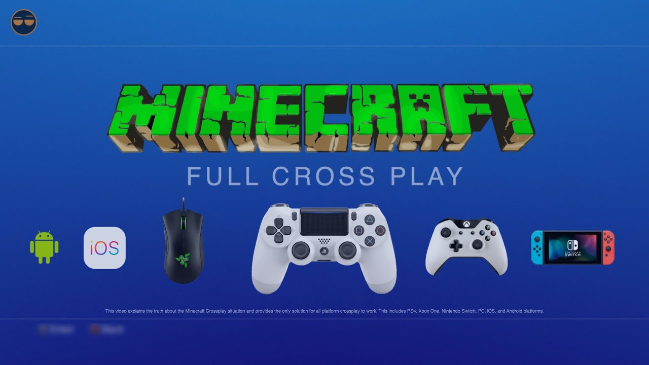 Ps4 Xbox One Minecraft Crossplay The Truth September 2019