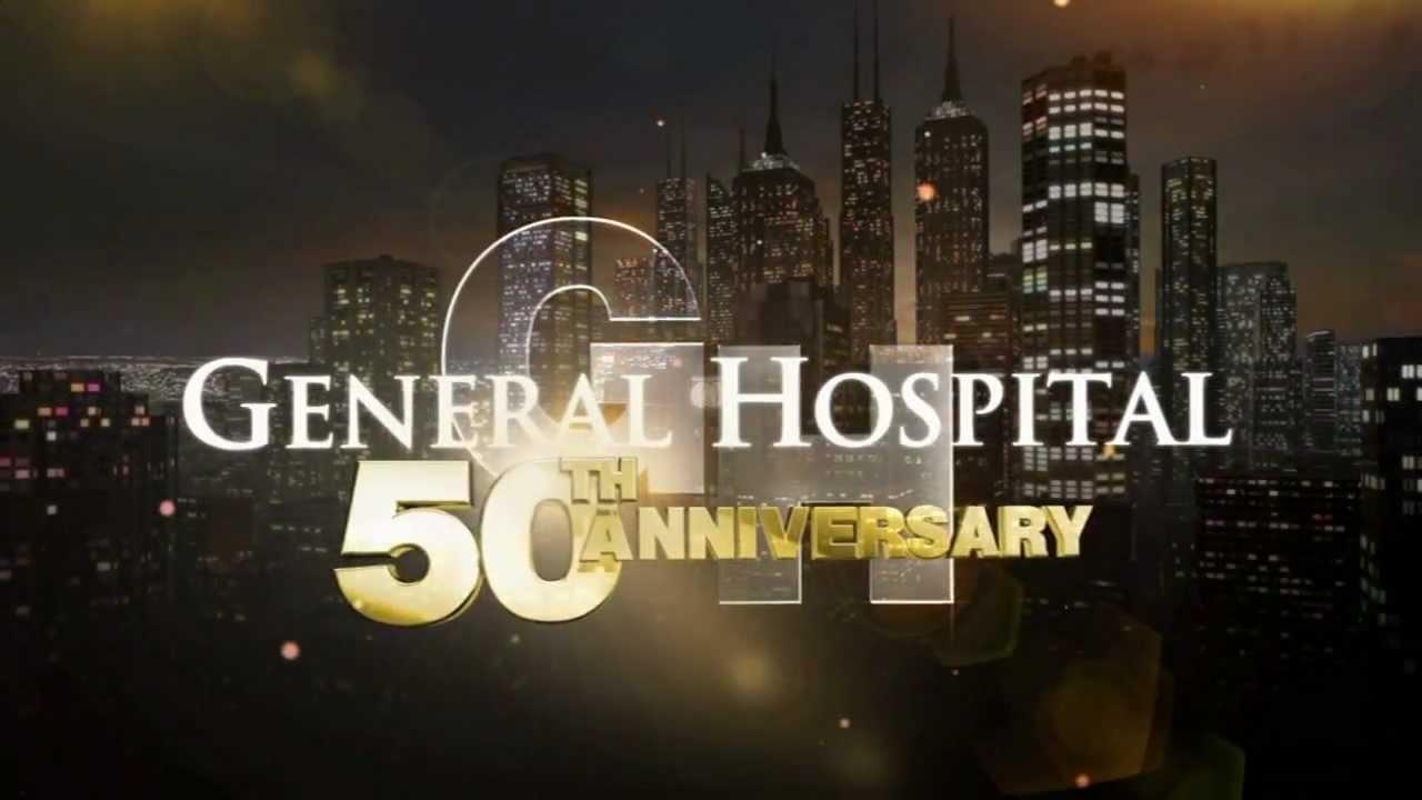 general hospital 50th anniversary photo