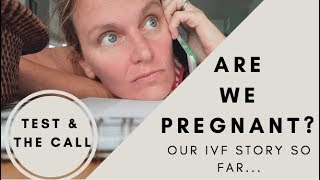 6 WEEK UPDATE | IVF PREGNANCY AFTER RECURRING MISCARRIAGE