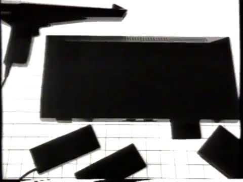 Sega Master System 1986 Launch Commercial