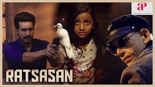 Ratsasan Movie Climax Fight | Vishnu Vishal saves Baby Monica | Saravanan passes away | Amala Paul