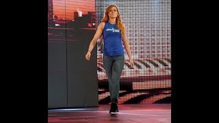 Becky Lynch Is Very Proud Of Her Bloody Appearance On WWE Raw