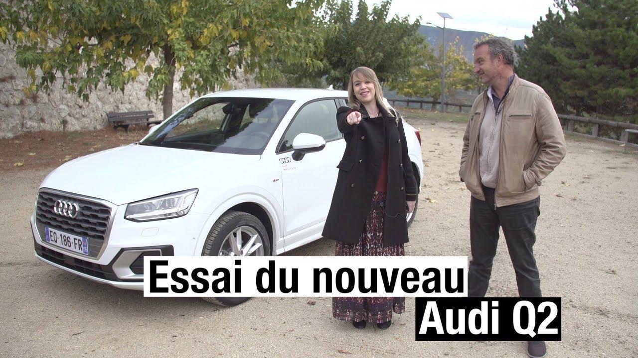 Download Essai du nouveau Audi Q2 - le crossover TFSi 1,4l 150ch