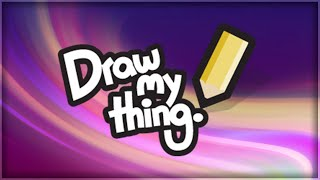 CHEATERS! | DRAW MY THING! (With Facecam)