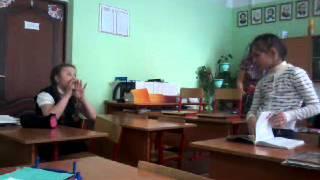 Ссора одноклассниц