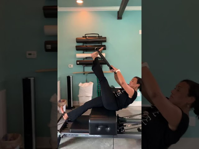 Katie's Pilates Class 3