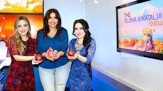 The Elena & Natalia Show | Armenia Special with Jacklin Tadevosyan - Part 2
