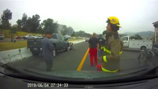 Accident 4 June 2019 Temecula Ca