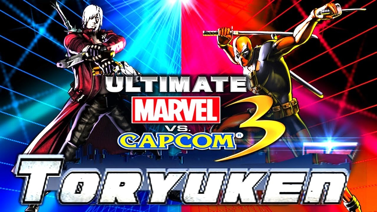 Ultimate Marvel Vs Capcom 3 Toryuken 2017 Full