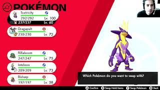 Nivel 100 y Hyper training - Pokemon Sword and Shield