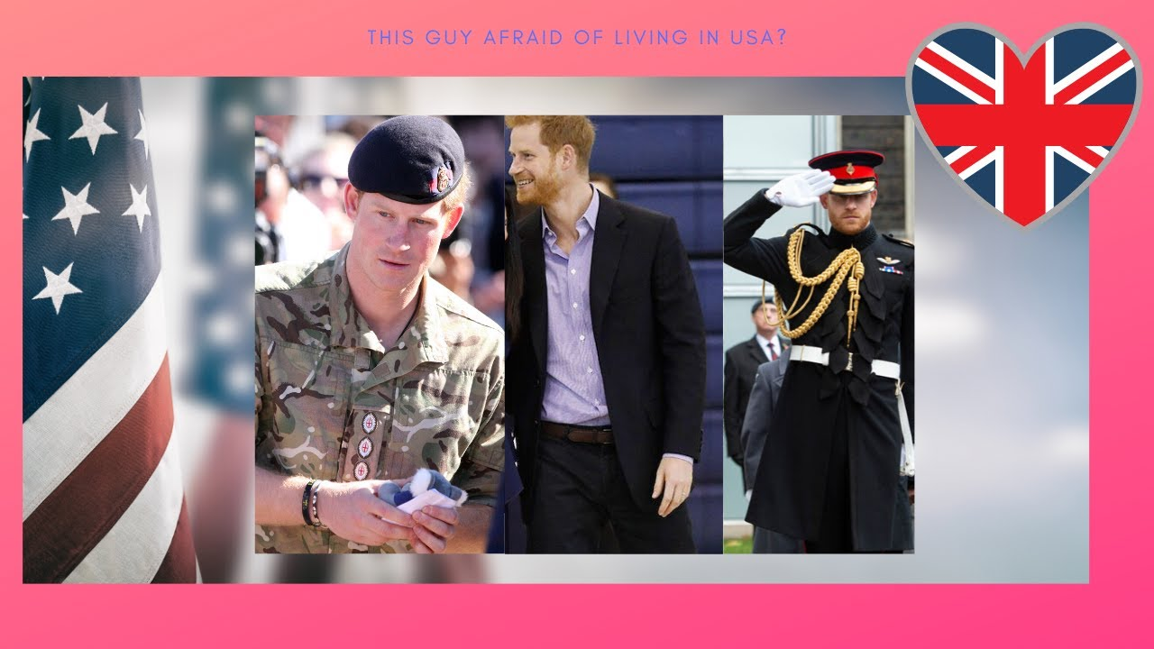 Prince Harry Feeling Scared as reported Online