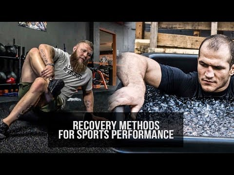 Try These Recovery Methods For Sports Performance