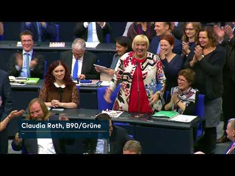 Bundestag: AfD-Mann Glaser fällt auch im dritten Wahlgang durch