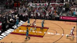 NBA 2K9 PC Thunder @ Heat 2016 Finals Game 7 Q4 1/2