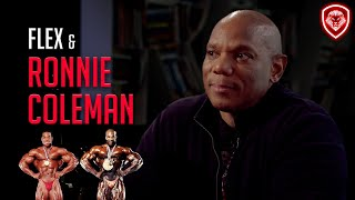 Flex Wheelers Reaction to Ronnie Coleman Calling Him the Greatest Bodybuilder of All Time