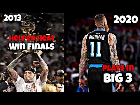 What Happened To Chris Anderson's NBA CAREER???