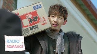 Doojoon and Radio crew all went to give listeners the gift [Radio Romance Ep 6]