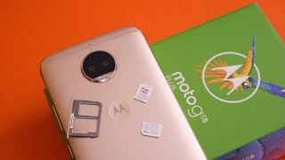 Friday 5: Getting to know the Moto G5S Plus