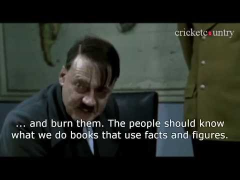 MS Dhoni vs Sourav Ganguly: Hitler gets angry