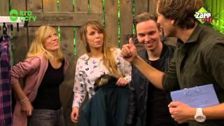 Zapplive Cliffhangersoap met Dylan, Marit en Anne-Mar! (Deel 2) | Zapplive | NPO Zapp