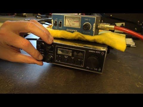 I Got A CB Radio Is It Any Good? - Uniden Uniace 400