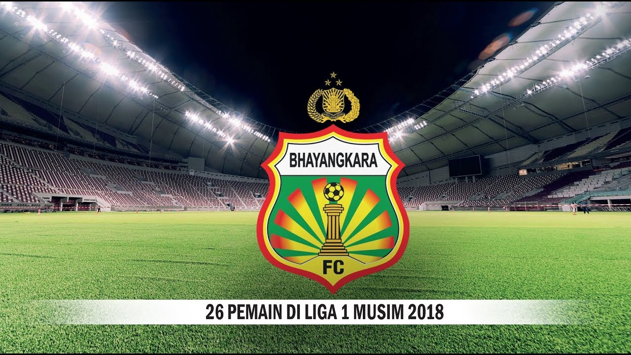 Ini 26 Pemain Bhayangkara FC Musim 2018