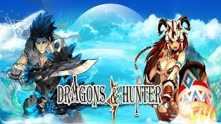 Dragons And Hunter HD - Live Action Gameplay