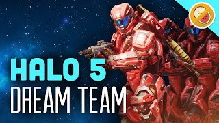 The Dream Team! Halo 5 Warzone Gameplay Funny Moments