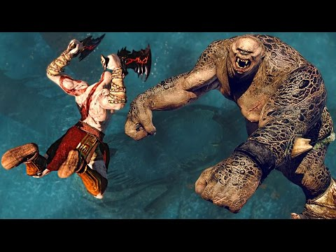 God of War Ascension Chapter 13 & 14 Passage to Delphi & The Cistern Puzzle
