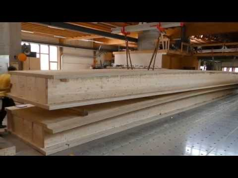 20 m Structural Box Beam