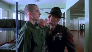 You Can Come Over To My House And F**k My Sister - Full Metal Jacket