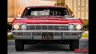 Immaculate 1965 Chevrolet Impala! -[HD] Bullet Motorsports