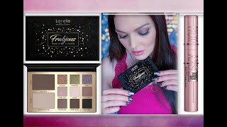Набор для макияжа Lavelle FRABJOUS 02 Wildberries Тест туши Sky High Maybelline