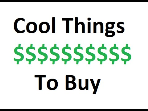 coolest-stuff-money-can-buy---over-400-things-listed