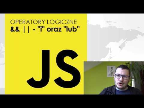 Programowanie w JavaScript #6 null i undefined oraz operatory