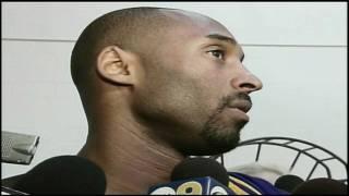 Kobe Reacts to the Chris Paul Trade