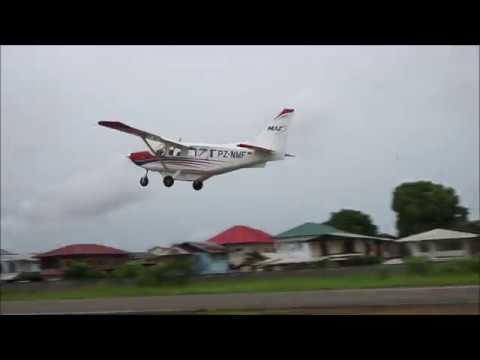 MAF Suriname 2016